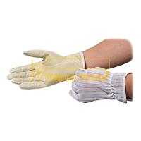 ESD перчатки кожаные