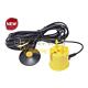 Warmbier 2200.115.Y. Вилка заземления (провод 4.5 м / кнопка 10 мм с защитным колпачком / резистор 1 МОм)